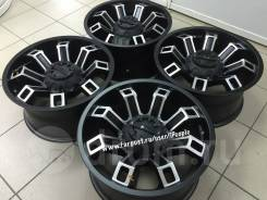 "Light Sport Wheels. 9.0x17"", 5x139.70, 5x150.00, ET-6, ЦО 110,1мм."