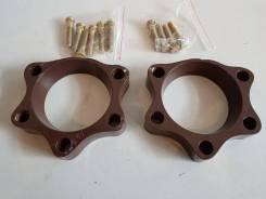 Проставка под пружину, проставка под кузов. Honda CR-V, RE3, RE4 Двигатели: K24Z1, K24Z4, N22A2, R20A1, R20A2