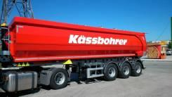Kassbohrer. Полуприцеп DL, 32 куба, 35 000кг.