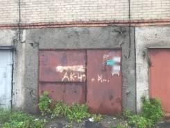 Гаражи капитальные. улица Нейбута 11, р-н 64, 71 микрорайоны, 39кв.м., электричество, подвал. Вид снаружи