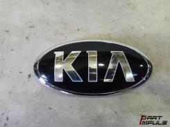 Эмблема багажника. Kia K-series Kia Bongo Kia Sportage, SL Двигатель KIARF