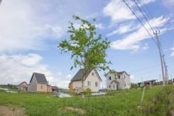 """Отличный участок в коттеджном поселке """"Наследник""""(возможна рассрочка ). 843кв.м., собственность, электричество, вода. Фото участка"""
