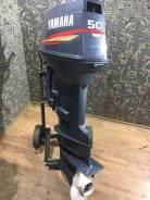 Yamaha. 50,00л.с., 2-тактный, нога X (635 мм), 2003 год год