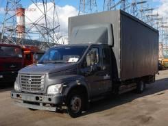 ГАЗ ГАЗон Next. Бортовой тентованный грузовик ГАЗон Next, 4 430куб. см., 4 100кг.