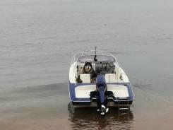 Yamaha FR-18. 1996 год год, длина 5,50м., двигатель подвесной, 90,00л.с., бензин