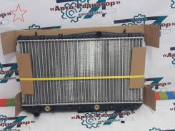 Радиатор охлаждения двигателя. Chevrolet Lacetti Chevrolet Nubira Daewoo Nubira Daewoo Lacetti Suzuki Forenza Двигатели: L14, L34, L44, L79, L84, L88...