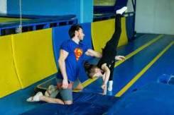 Педагог по акробатике