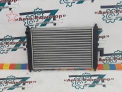 Радиатор охлаждения двигателя. Chery QQ Daewoo Matiz