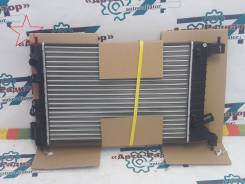 Радиатор охлаждения двигателя. Opel Mokka Ravon R4 Chevrolet Cobalt Chevrolet Aveo L2C, LDV, LHD, L2N, LDC, LDD, LDE, LED, LKU, LKV, LSF, LUJ, LVL, LW...