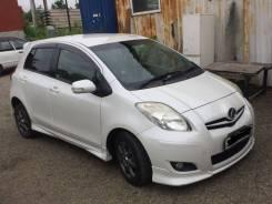 Toyota Vitz. автомат, передний, 1.5 (110л.с.), бензин, 91 954тыс. км