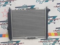 Радиатор охлаждения двигателя. Daewoo Kalos, T200 Chevrolet Aveo, T200 B12S1, B12D1, F12S3, F14D4, F15S3, L95, LMU, L14, L44, L91, LBF, LBJ, LDT, LHQ...