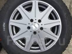 """Зимние колеса Michelin 215/60 R16 на литых дисках. 6.5x16"""" 5x114.30 ET48 ЦО 73,1мм."""