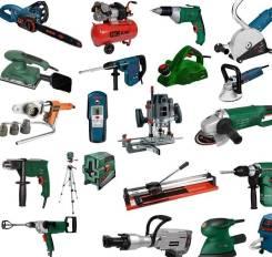 Ремонт электро и бензо инструмента всех марок и моделей