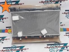 Радиатор охлаждения двигателя. Honda Jazz, GD1 Honda Fit, GD3, GD4, GD1, GD2 Двигатели: L12A1, L12A3, L12A4, L13A1, L13A2, L13A5, L13A6, L15A1, L13A...