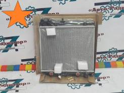 Радиатор охлаждения двигателя. Honda Jazz, GD1, LAGD4, LAGD1, UAGD1, LAGD2, LAGD3 Honda Fit, GD1, GD2, GD3, GD4 Двигатели: L12A1, L13A1, L13A2, L13A5...