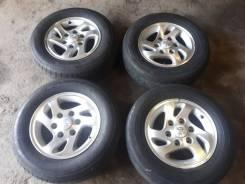"""Колёса на Toyota Regius 215/65R15. 6.0x15"""" ET29"""