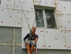 Промышленный альпинист. Незаконченное среднее (школьник), опыт работы 2 года