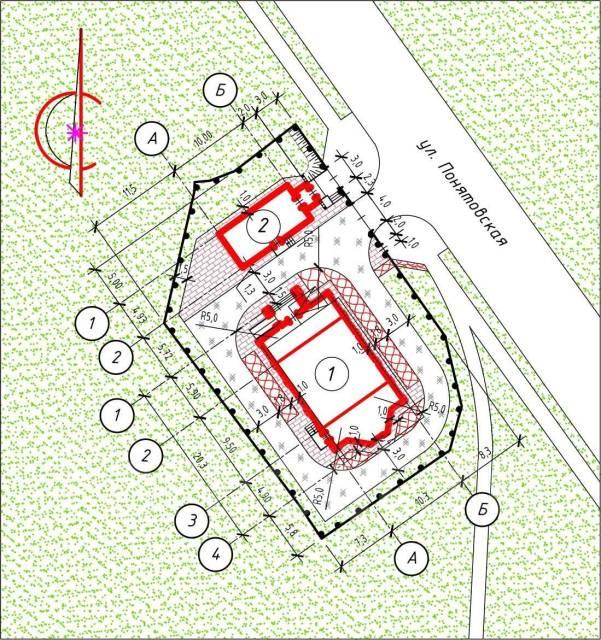 Оформления земельного участка и строительства жилого дома ПЗУ