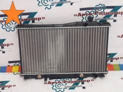 Радиатор охлаждения двигателя. Honda Civic, ES, EU4, EU3, EN2, EU1, EU2 Honda Civic Ferio, ES2, ET2, ES1, ES3 Двигатели: 4EE2, D14Z5, D14Z6, D15B, D15...