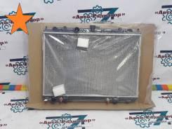 Радиатор охлаждения двигателя. Nissan Liberty Nissan X-Trail, NT30, T30 Двигатели: QR20DE, QR25DE, YD22ETI