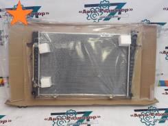 Радиатор охлаждения двигателя. Hyundai Tucson Hyundai ix35 Kia Sportage Двигатель D4BB