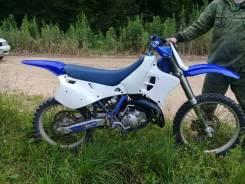 Yamaha YZ 125. 125куб. см., исправен, птс, с пробегом