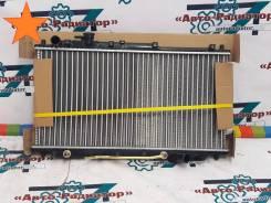 Радиатор охлаждения двигателя. Kia Mentor Kia Spectra Kia Shuma Kia Sephia