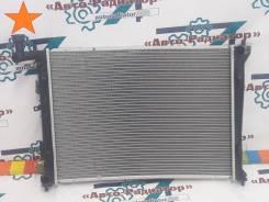 Радиатор охлаждения двигателя. Hyundai Elantra Hyundai Avante, HD Hyundai i30 Kia Ceed Kia cee'd