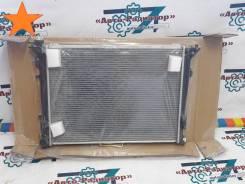 Радиатор охлаждения двигателя. Kia Optima Kia Magentis Kia Lotze Hyundai Grandeur, TG Hyundai NF Hyundai Azera Hyundai Sonata, NF Двигатель D4BB