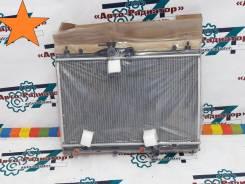 Радиатор охлаждения двигателя. Nissan: Wingroad, Bluebird Sylphy, Cube, Tiida Latio, Sentra, Tiida, AD, Latio, Juke Двигатели: HR15DE, HR16DE, K9K, MR...