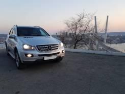 Mercedes-Benz M-Class. автомат, 4wd, 3.5 (272л.с.), бензин