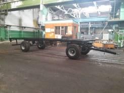 83-01-07, 2012. Прицеп-шасси тракторный, 10 000кг.