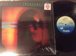 GLAM ROCK! Ник Гилдер / Nick Gilder - Frequency - US LP 1979