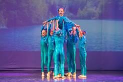 Танцевальная студия Шкода: запись в группы на сентябрь (Столетие)