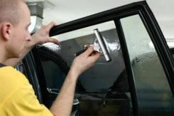 Тонировка тонирование стекол автомобиля