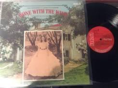 """Музыка к фильму """"Унесенные Ветром"""" / GONE WITH THE WIND - US LP 1974"""
