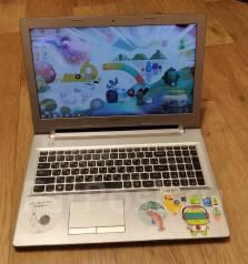 """Lenovo IdeaPad Z560. 15.6"""", 2,4ГГц, ОЗУ 4096 Мб, WiFi, Bluetooth"""