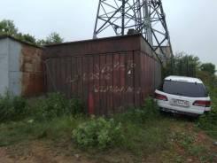 Гаражи металлические. переулок Днепровский 5/1, р-н Столетие