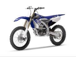 Yamaha YZ 450F. 450куб. см., исправен, без птс, без пробега