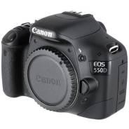 Canon EOS 550D Body. Менее 4-х Мп, зум: без зума