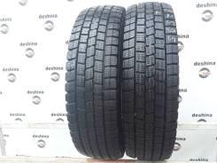 Dunlop DSV-01. Зимние, без шипов, 2013 год, 5%, 2 шт