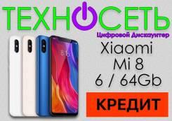 Xiaomi Mi8. Новый, 64 Гб, 3G, 4G LTE, Dual-SIM. Под заказ