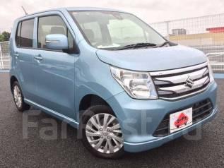 Suzuki Wagon R. вариатор, передний, 0.7, бензин, б/п. Под заказ