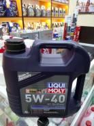 Liqui Moly Optimal. Вязкость 5W-40, синтетическое