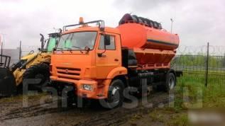 Завод ДМ. Комбинированная дорожная машина ко-806
