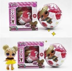 Кукла LOL Glitter копия
