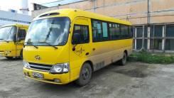 Hyundai County. Продается автобус, 31 место, В кредит, лизинг, С маршрутом, работой