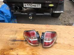 Стоп-сигналы на Nissan Patrol Y62 2016. Nissan Patrol, Y62