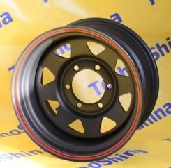 """Диски автомобильные Off-Road Wheels R15X8 5*139.7 ET -25 мм. 8.0x15"""", 5x139.70, ET-25, ЦО 110,1мм. Под заказ"""