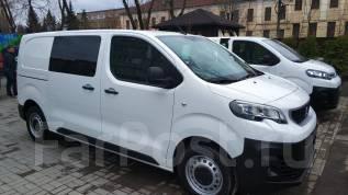 Peugeot. Expert грузопассажирский, 6 мест, В кредит, лизинг. Под заказ